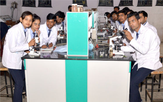Top college for B. Pharma in Agra