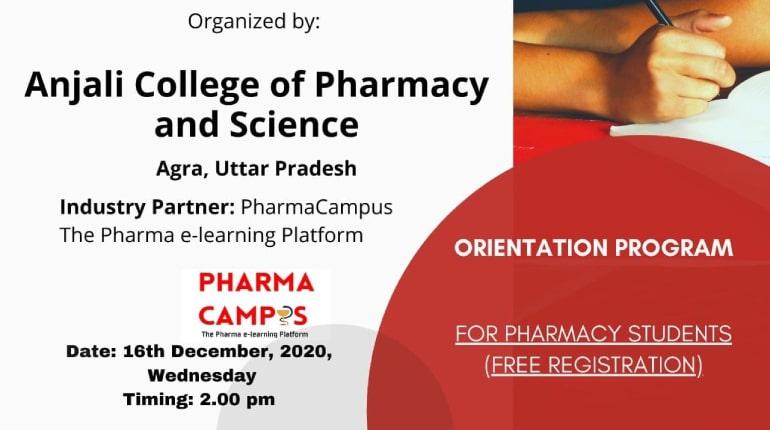 Anjli college of Pharmacy |Best college for Bachelor of Pharmacy in Agra